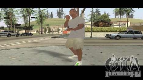 Trevor, Michael, Franklin для GTA San Andreas восьмой скриншот