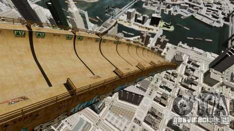 Мега трамплин для GTA 4 второй скриншот