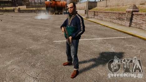 Тревор Филлипс для GTA 4 четвёртый скриншот