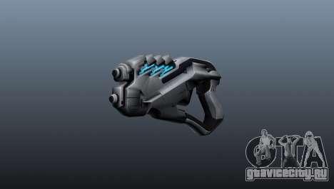 Пистолет  Arc Pistol для GTA 4