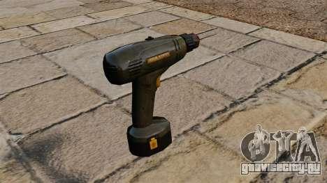Шуруповёрт для GTA 4 второй скриншот
