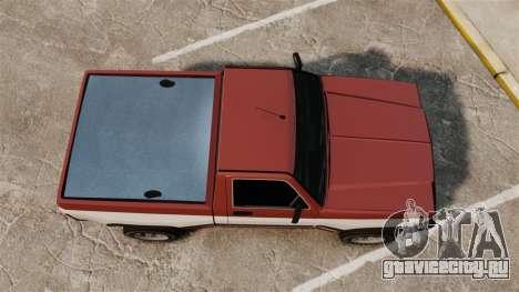 Declasse Rancher 1998 v2.0 для GTA 4 вид справа