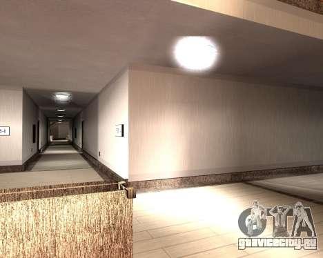Улучшенные текстуры отеля Джефферсон для GTA San Andreas третий скриншот