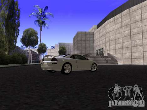 SA_RaptorX v 2.0 для слабых ПК для GTA San Andreas пятый скриншот