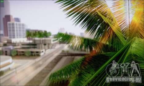 Reflective ENBSeries v1.0 для GTA San Andreas второй скриншот