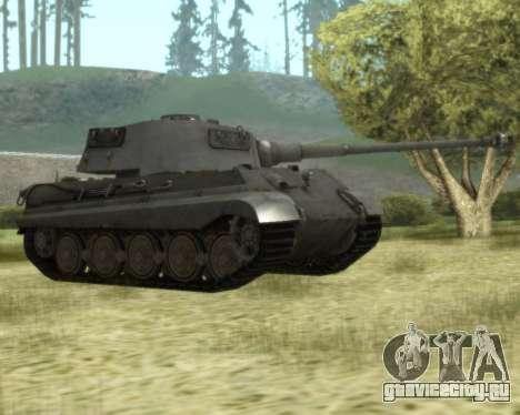 PzKpfw VIB Tiger II для GTA San Andreas вид слева