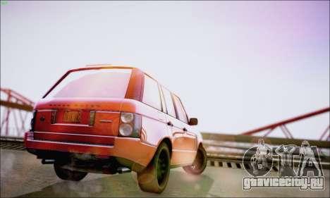 Reflective ENBSeries v1.0 для GTA San Andreas четвёртый скриншот