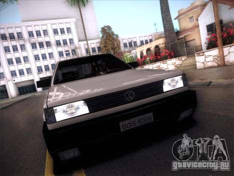 Volkswagen Voyage GL 94 2.0 для GTA San Andreas
