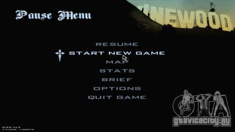 CLEO 4.3.10 для GTA San Andreas второй скриншот
