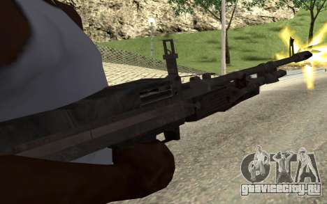 M60E4 для GTA San Andreas третий скриншот
