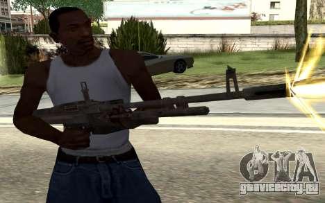M60E4 для GTA San Andreas второй скриншот