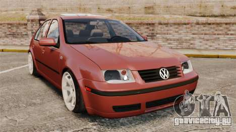 Volkswagen Bora VR6 2003 для GTA 4