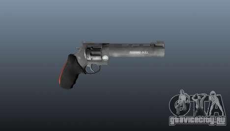 Револьвер Raging Bull для GTA 4 третий скриншот