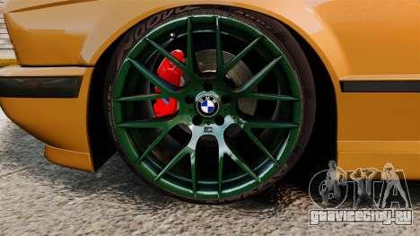BMW M5 1995 для GTA 4