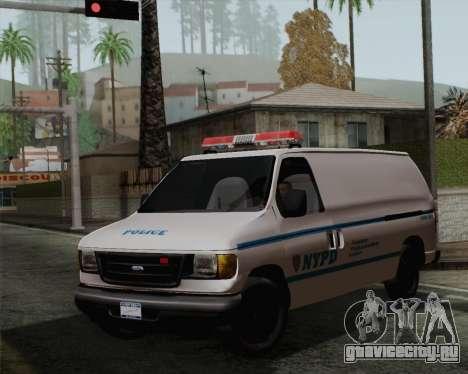 Ford F150 Police для GTA San Andreas