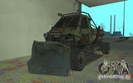 ГАЗель из Метро 2033 для GTA San Andreas