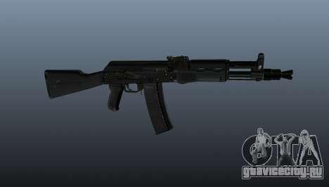 Автомат AK-102 для GTA 4 третий скриншот