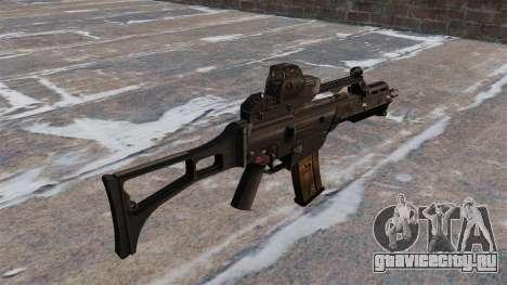 Автомат HK G36C для GTA 4 второй скриншот