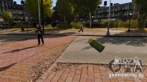 Гранатомёт M79 для GTA 4 третий скриншот
