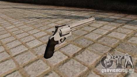 Револьвер .500 S&W Magnum для GTA 4 второй скриншот
