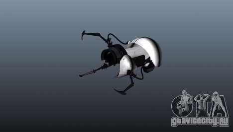Мини-портальный пистолет для GTA 4
