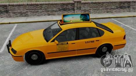 Реальная реклама на такси и автобусах для GTA 4 пятый скриншот