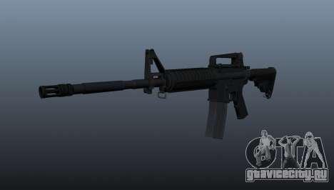 Автомат M4 для GTA 4