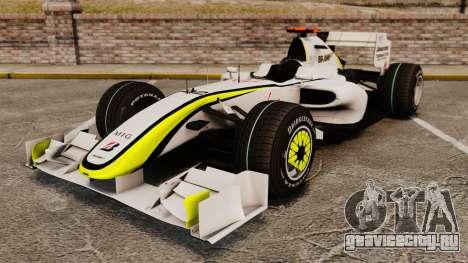 Brawn BGP 001 2009 для GTA 4