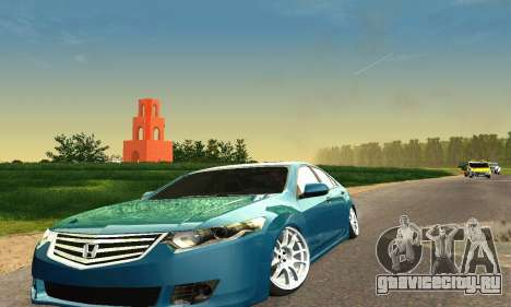 Honda Accord Tuning для GTA San Andreas