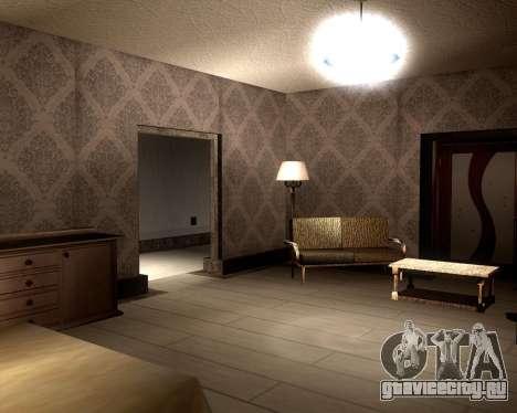 Улучшенные текстуры отеля Джефферсон для GTA San Andreas четвёртый скриншот