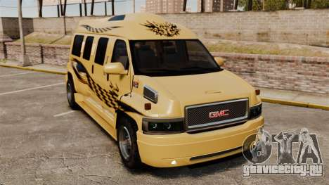 GMC Business superstar для GTA 4