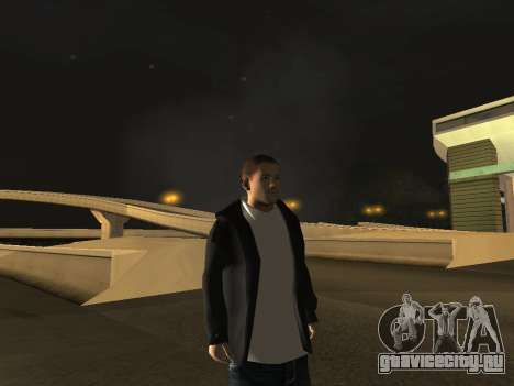 Chester Bennington для GTA San Andreas четвёртый скриншот