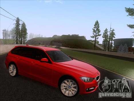 BMW 3 Touring F31 2013 для GTA San Andreas