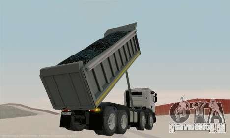 Активная приборная панель v 3.2 Full для GTA San Andreas второй скриншот