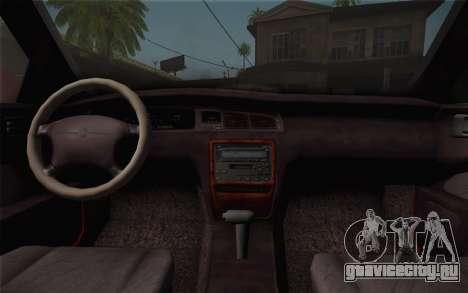 Toyota Crown Royal saloon g 3.0 для GTA San Andreas вид справа
