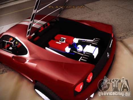 Ferrari 360 Challenge Stradale для GTA San Andreas вид сбоку