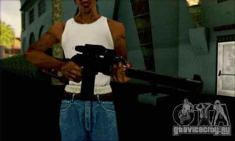 ВСС-Винторез Тактический для GTA San Andreas второй скриншот