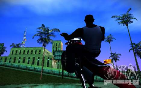 ENBSeries v3 для GTA San Andreas восьмой скриншот