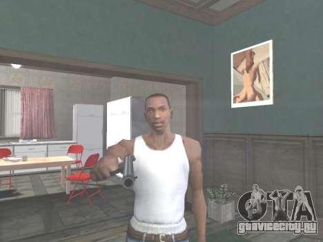 Ruger .22 для GTA San Andreas четвёртый скриншот