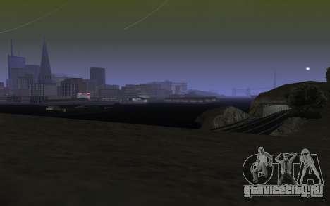 ENBSeries v3 для GTA San Andreas седьмой скриншот
