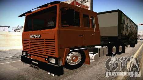 Scania LK 141 6x2 для GTA San Andreas