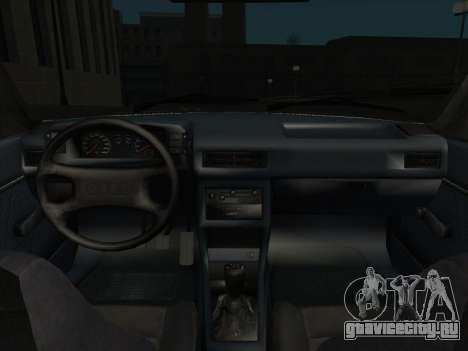 Audi 80 B2 v2.0 для GTA San Andreas вид справа