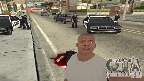 Trevor, Michael, Franklin для GTA San Andreas девятый скриншот