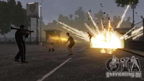 Новый зомби-скрипт для GTA 4 четвёртый скриншот