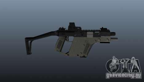 Пистолет-пулемёт Kriss Super V для GTA 4 третий скриншот