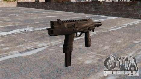 Автоматический пистолет Steyr TMP для GTA 4 второй скриншот
