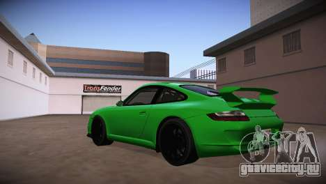 Porsche 911 TT Ultimate Edition для GTA San Andreas вид слева