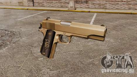 Пистолет Colt M1911 v2 для GTA 4