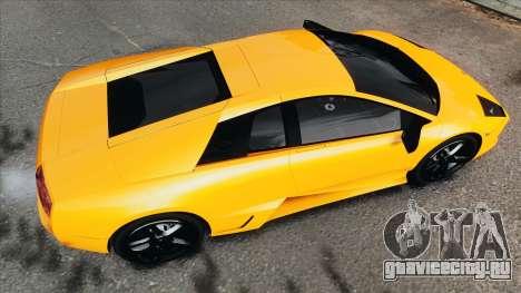 Lamborghini Murcielago LP640 2007 [EPM] для GTA 4 вид сверху