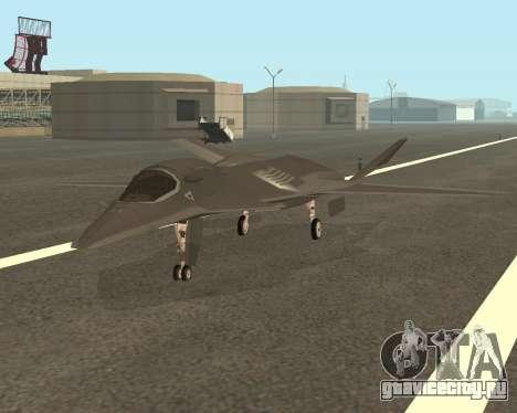 FA-37 Talon для GTA San Andreas